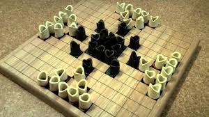 ancient chess set tafl viking chess youtube