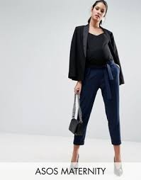 maternity work trousers maternity trousers pregnancy evening wear asos