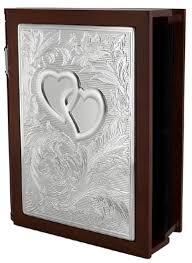 where to buy wedding albums lenox wedding promises silverplated bookshelf album