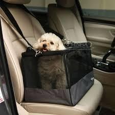 siege de transport chien de siège de voiture de confort sac de transport pour animaux