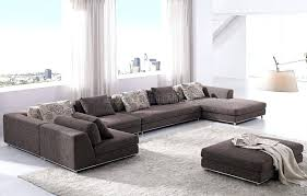 modern sectional sofas miami modern leather sectional set