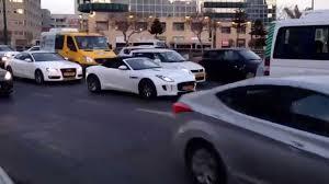 maserati israel jaguar f type in israel youtube