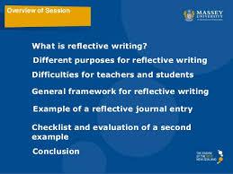 College Essays  College Application Essays   Reflection essay topics Reflective Essay  Self Reflection Essay Example
