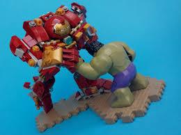 lego avengers age ultron hulk hulkbuster flickr