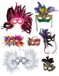 elaborate colorful disguise feathered u0026 sequined mardi gras