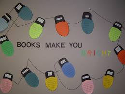 books with light in the title i love this idea of creating a bulletin board display of christmas