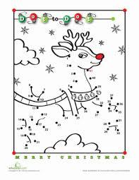 1st grade christmas worksheets free worksheets library download