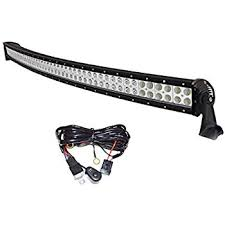 mictuning 42 240w 3b339c curved led work light bar