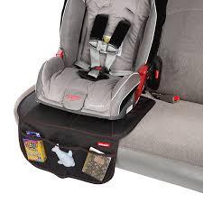 Washington car seat travel bag images Diono super mat seat protector with organizer black jpg