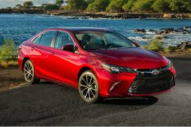 toyota products and prices the 2017 toyota camry gains more standard features but no price