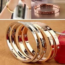 titanium steel love bracelet images Kylie jenner kardashian girls love bracelet replicas on storenvy jpg