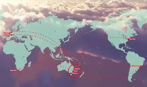 21 of the world u0027s longest routes qantas to top the list with