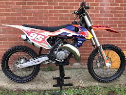 ktm sx 125 2016 in st annes bristol gumtree