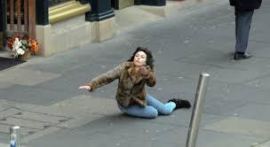 Scarlett Johansson Meme - scarlett johansson pictured falling over gives birth to new meme
