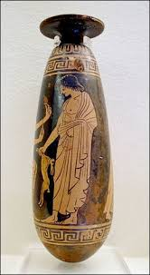 Ancient Greek Vase Painting Ancient Greek Art Painting And Crafts Facts And Details