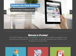 informational website templates 90 absolutely free responsive html5 css3 website templates