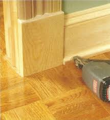 how to remove baseboard without damage shoe molding baseboard