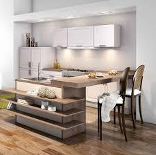 cuisine americaine avec bar photo de cuisine amenagee inspirational cuisine avec