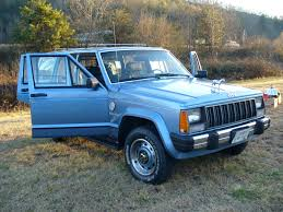 jeep cherokee chief blue 1988 jeep cherokee information and photos momentcar