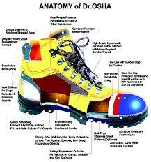 Jual Sho Metal Di Bogor pt osha asia dr osha sepatu safety shoes indonesia dr osha