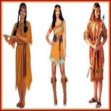 Womens Pocahontas Halloween Costumes Native American Indian Costumes Women Teens Small Girls