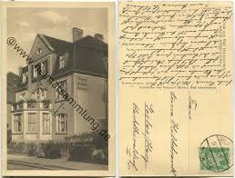 Bad Oeynhausen Klinik Historische Ansichtskarten Bad Oeynhausen