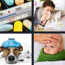 4 pics 1 word fever what u0027s word answers