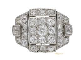 36 best art deco rings images on pinterest art deco ring art