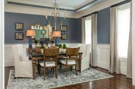 Blue Dining Room by 15 Dining Room Color Ideas For Fall Hgtv U0027s Decorating U0026 Design
