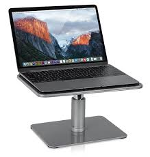 mount it laptop stand for macbook pc monitor desk riser fits up