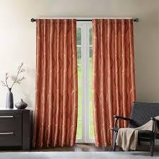 amazon com serendipity window panel orange 84