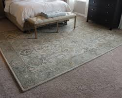 turquoise rug decor ideas interior home design creative rugs i almost forgot but the bench is also new i scored this at marshall s