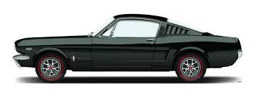 64 1 2 mustang fastback 1964 1 2 67 ford mustang k code 289 hemmings motor