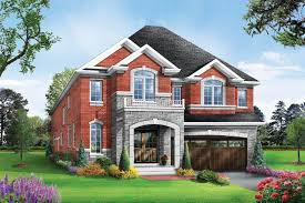 starlane homes stouffville site plan home plan