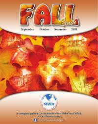 mwr fall guide by fort riley mwr issuu
