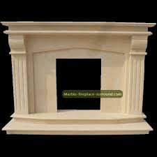 modern marble fireplace mantel simple design and cheap marble