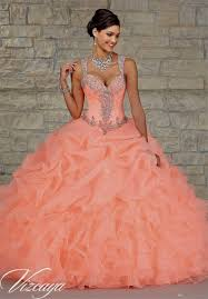 quinceanera dresses for sale quinceanera dresses neon coral naf dresses