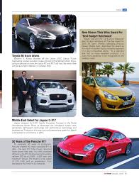 lfcc lexus gulf insider january 2014 by arabian magazines issuu