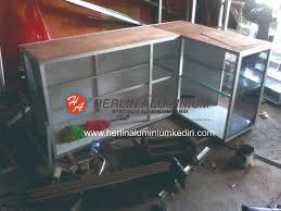 Kitchen Set Aluminium Bengkel Aluminium Pembuatan Kitchen Set Di Daerah Kediri Kitchen