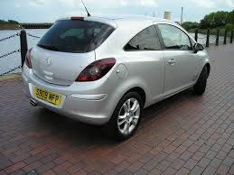 vauxhall corsa 1 2 sxi 16v 3dr manual for sale in ellesmere port