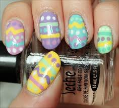 10 adorable easter inspired nail art ideas aelida part 8064