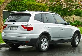 bmw x3 information and photos momentcar