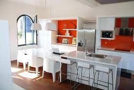 grand ilot de cuisine ilot de cuisine avec table cuisine avec ilot et table ilot cuisine