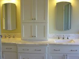 double sink vanity with tower home decor xshare us