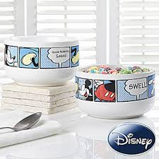 personalized bowl personalized disney mickey mouse bowl