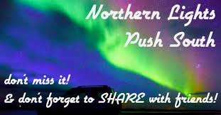 where are the northern lights visible northern lights visible across u s canada realfarmacy com