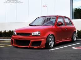 nissan micra k11 body kit view of nissan micra photos video features and tuning of