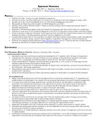 cio resume cio resume sample gse bookbinder co