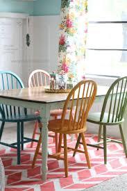 Light Oak Kitchen Chairs by Best 10 Chalk Paint Chairs Ideas On Pinterest Chalk Paint