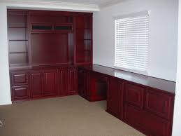 Built In Desk Cabinets Custom Home Office Cabinets In Southern California